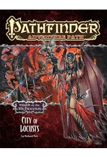 Pathfinder RPG: Adventure Path - Wrath of the Righteous Part 6 - City of Locusts