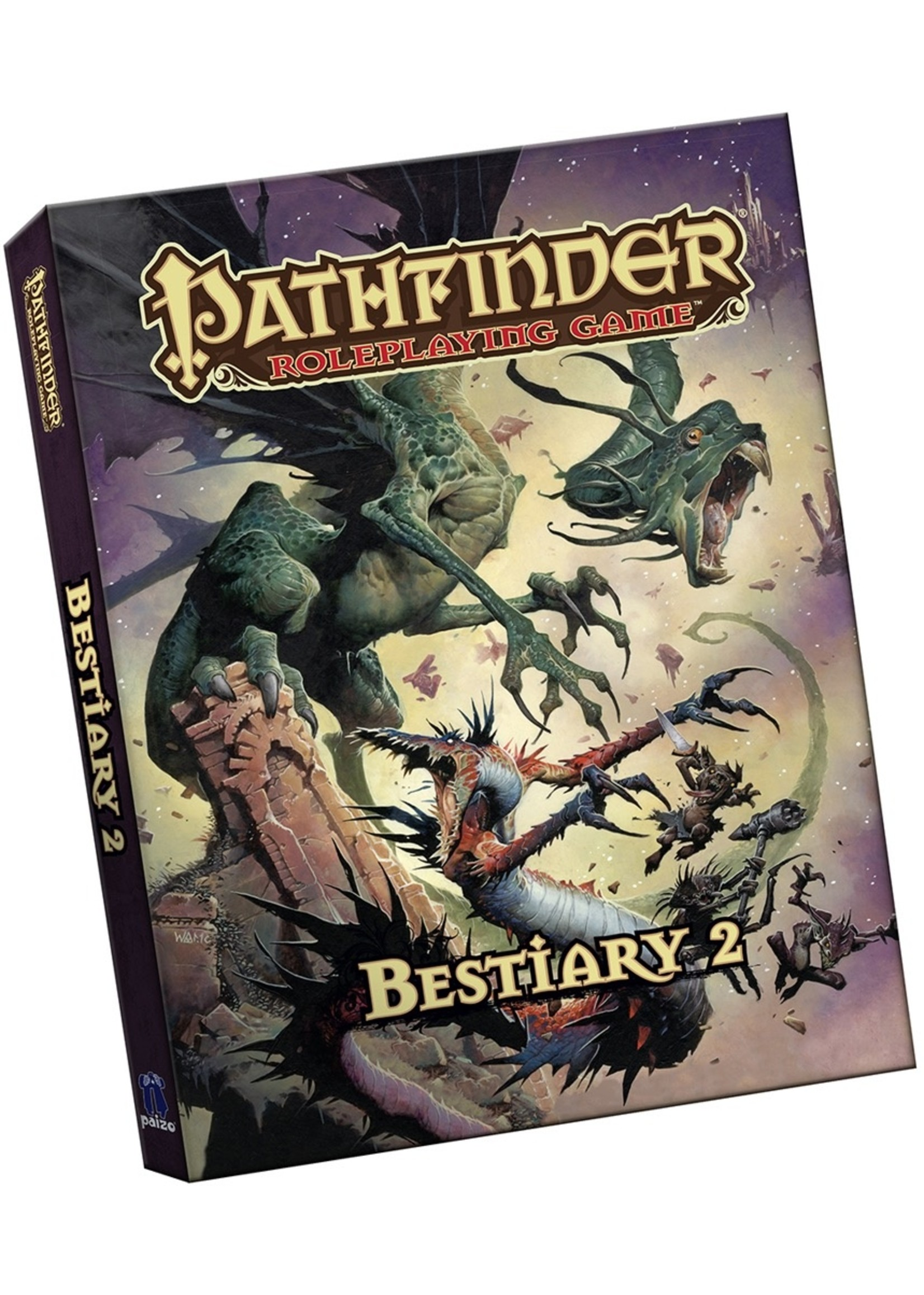 Pathfinder RPG: Bestiary 2 (Pocket Edition)