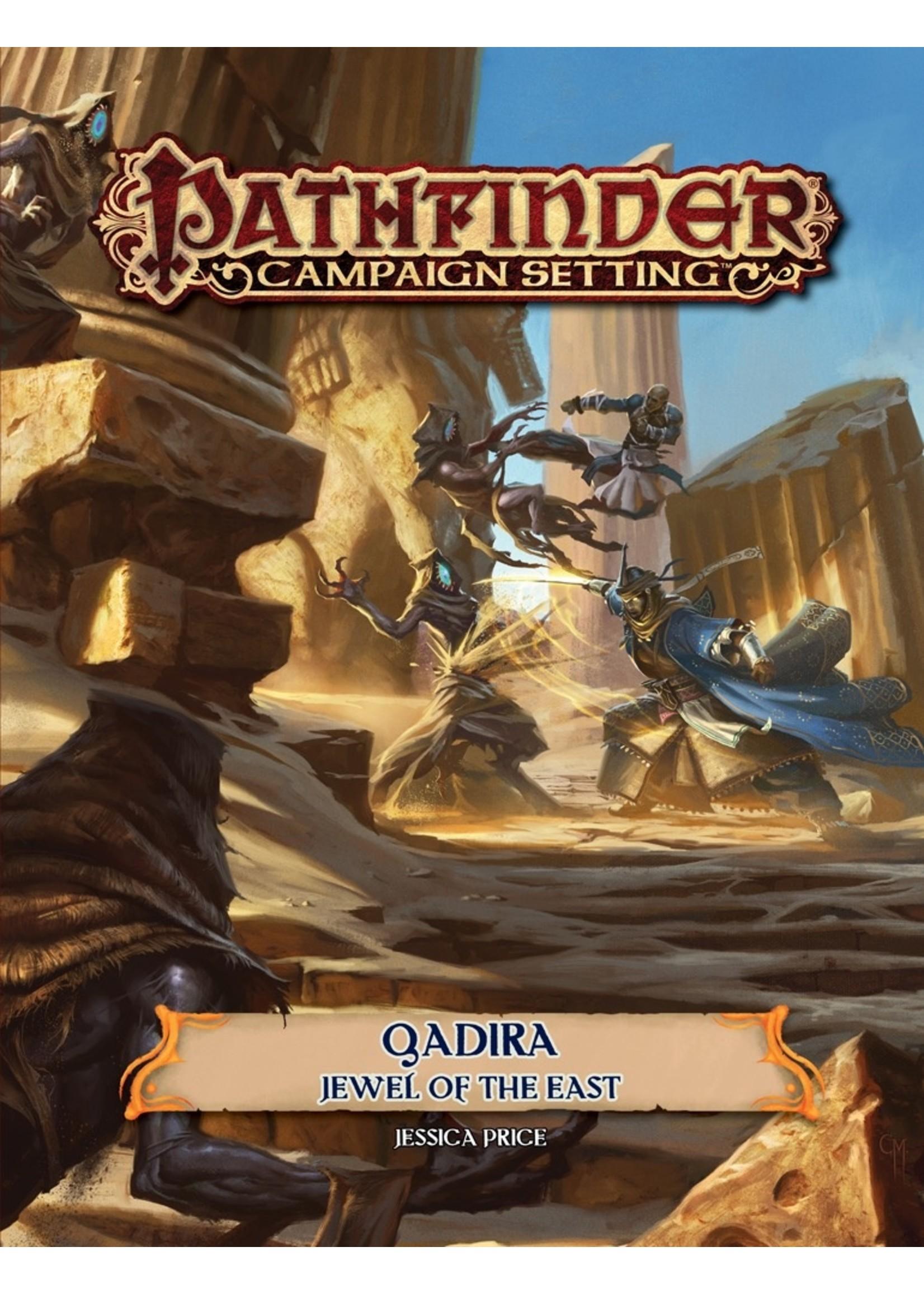 Pathfinder RPG: Campaign Setting - Qadira: Jewel of the East