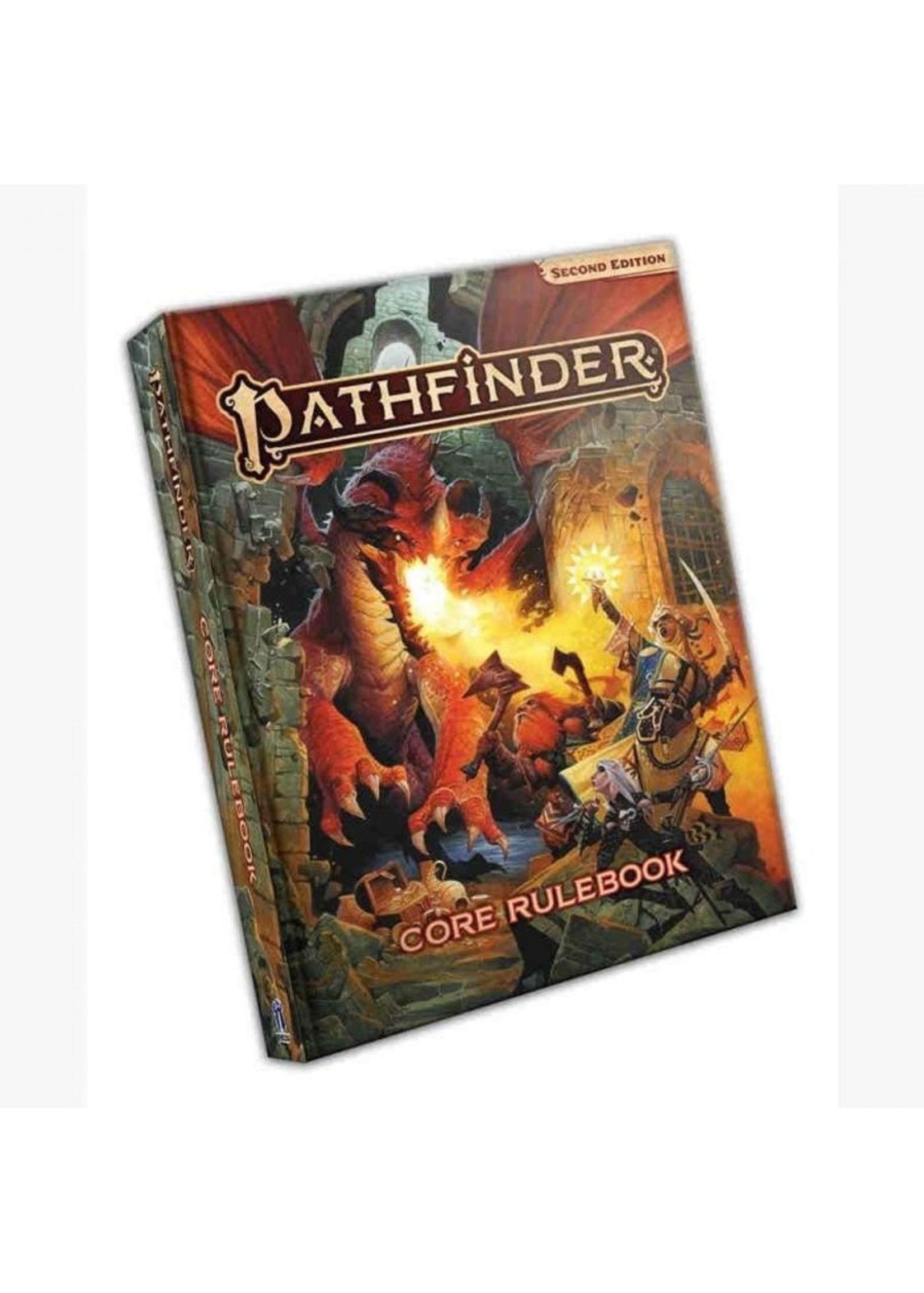Pathfinder RPG: Core Rulebook Hardcover (P2)