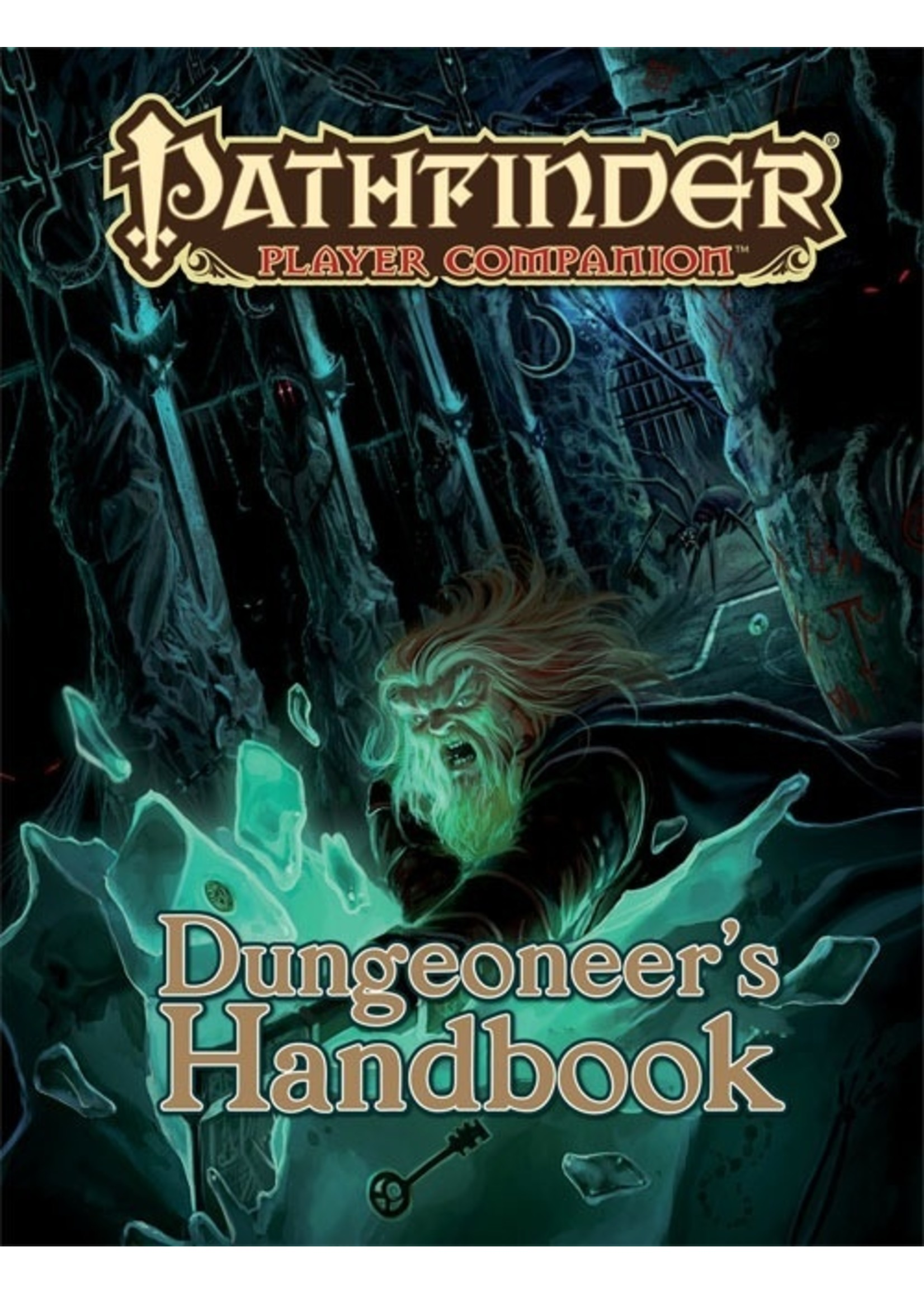 Pathfinder RPG: Player Companion - Dungeoneer's Handbook