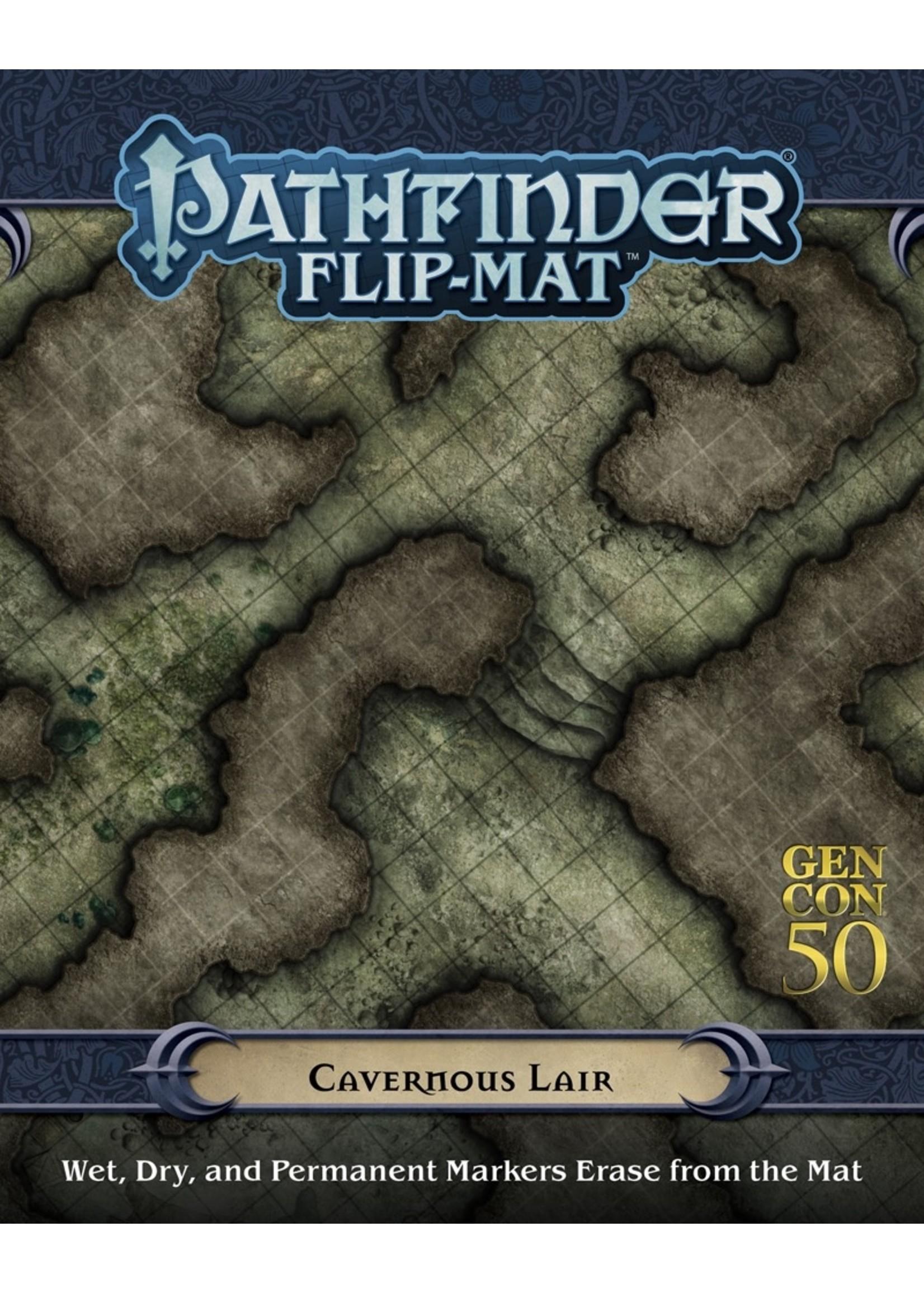Pathfinder RPG: Flip-Mat - Cavernous Lair