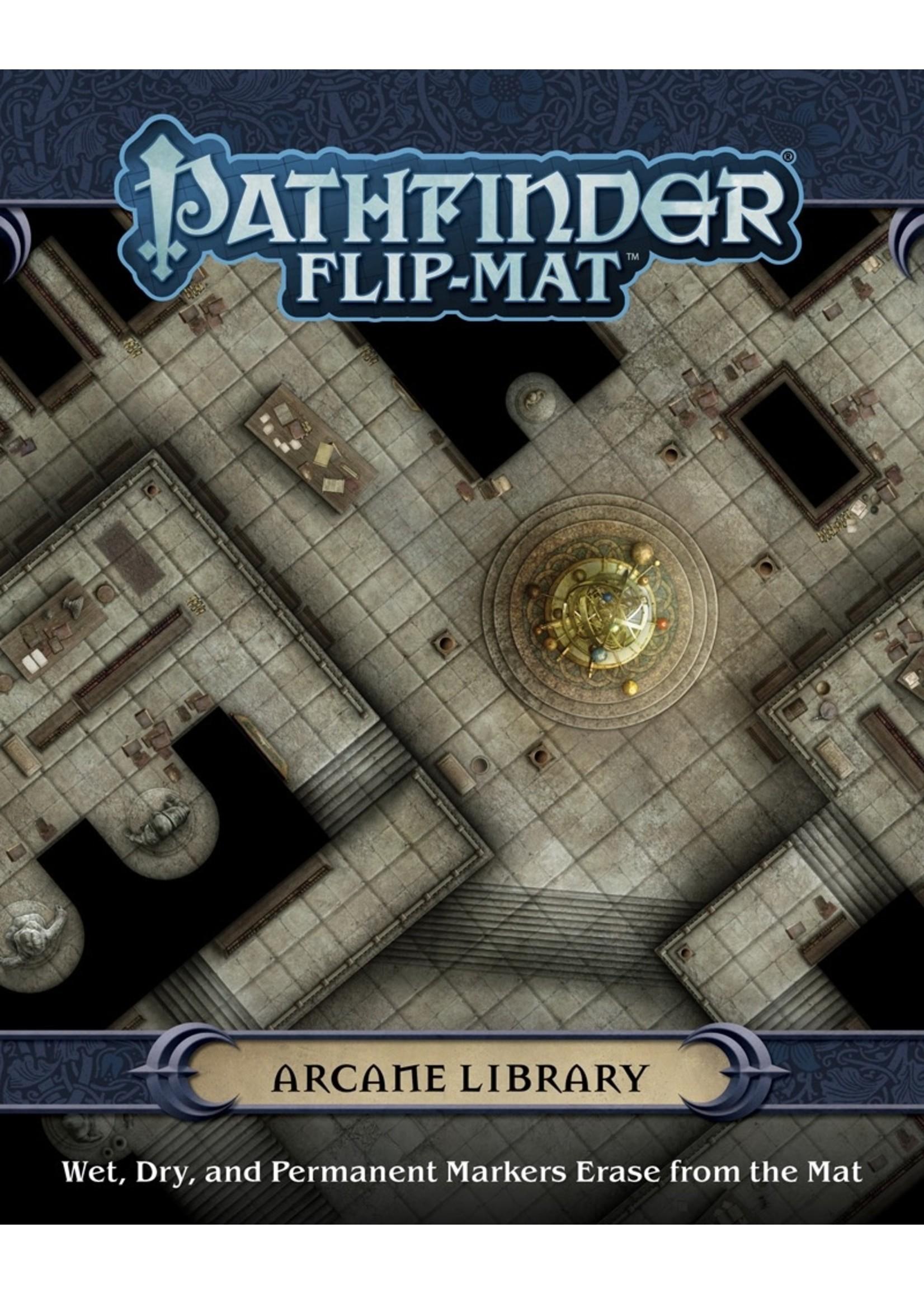 Pathfinder RPG: Flip-Mat - Arcane Library