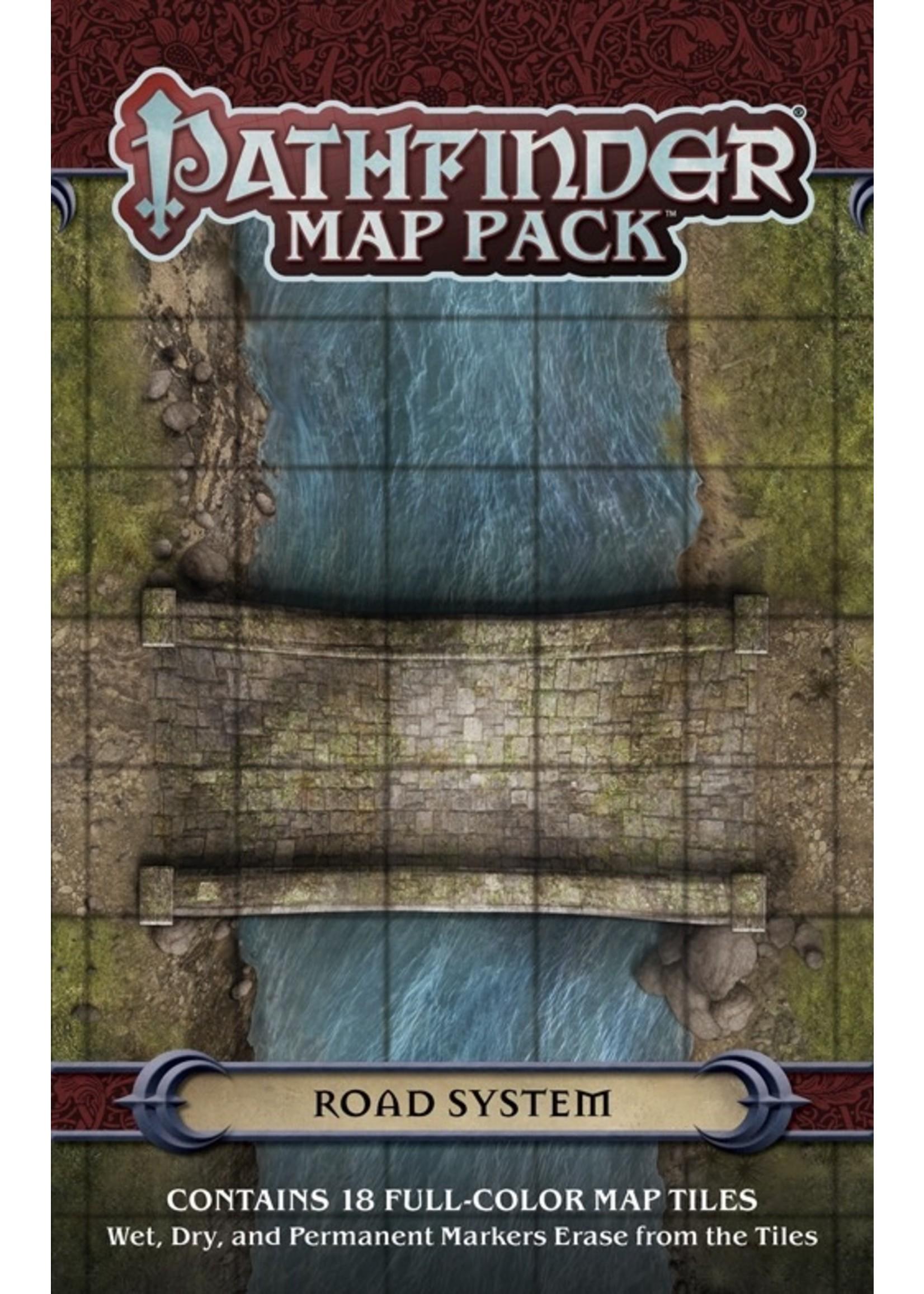 Pathfinder RPG: Map Pack - Road System
