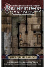 Pathfinder RPG: Map Pack - Slum Quarter Alleys