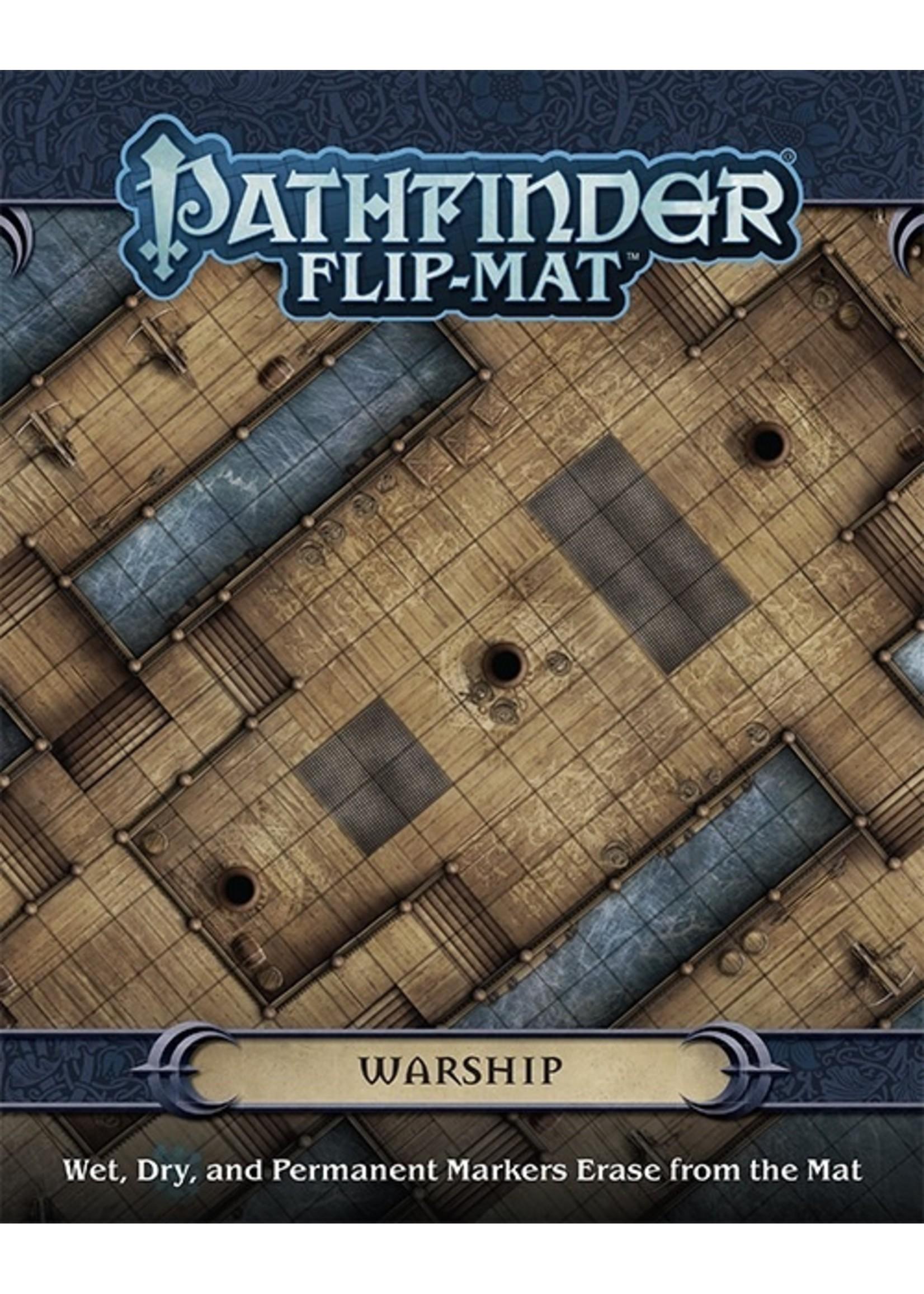 Pathfinder RPG: Flip-Mat - Warship