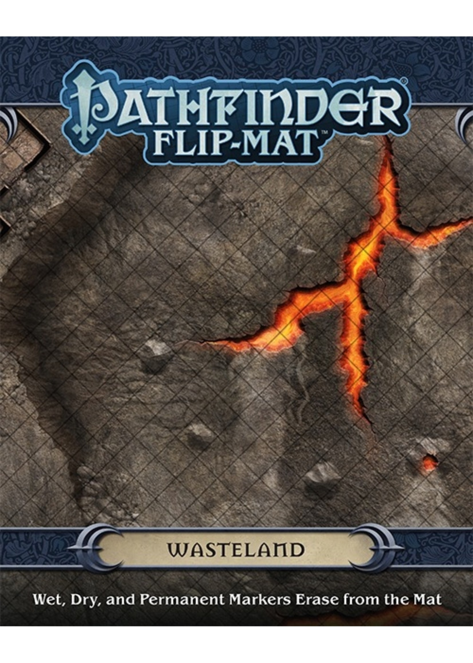 Pathfinder RPG: Flip-Mat - Wasteland