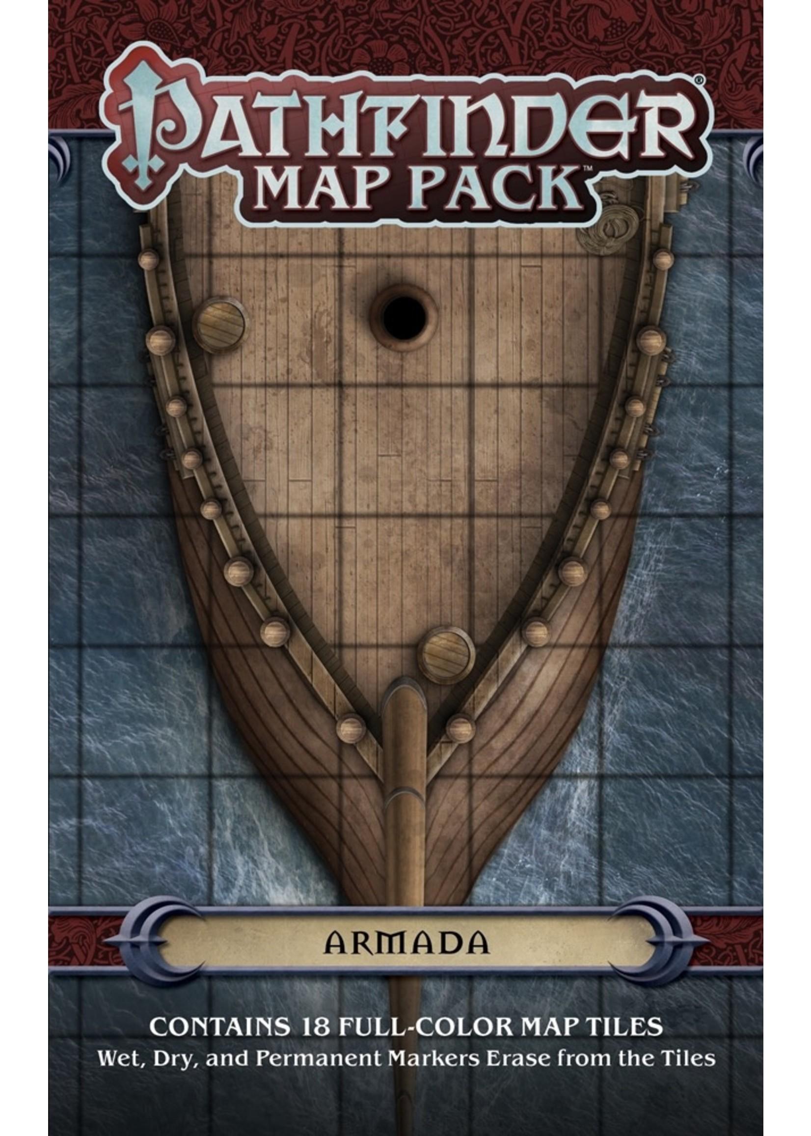 Pathfinder RPG: Map Pack - Armada