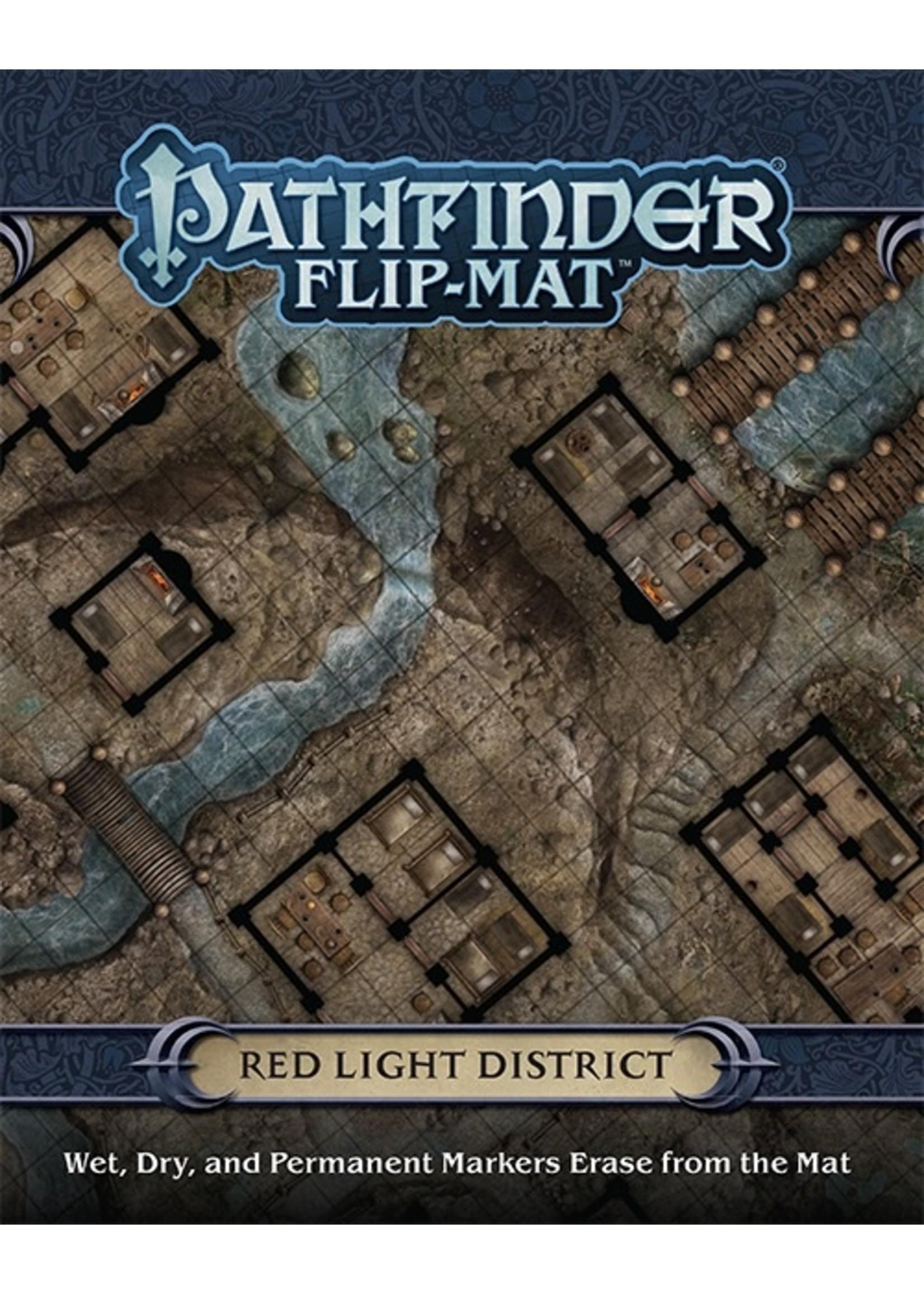 Pathfinder RPG: Flip-Mat - Red Light District