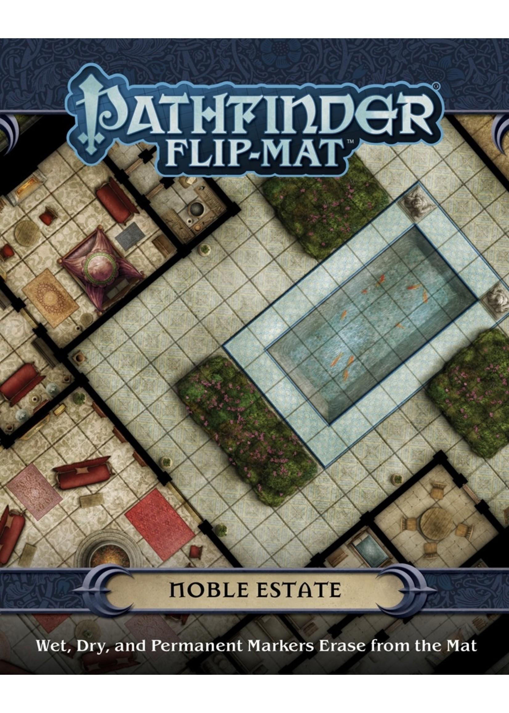 Pathfinder RPG: Flip-Mat - Noble Estate