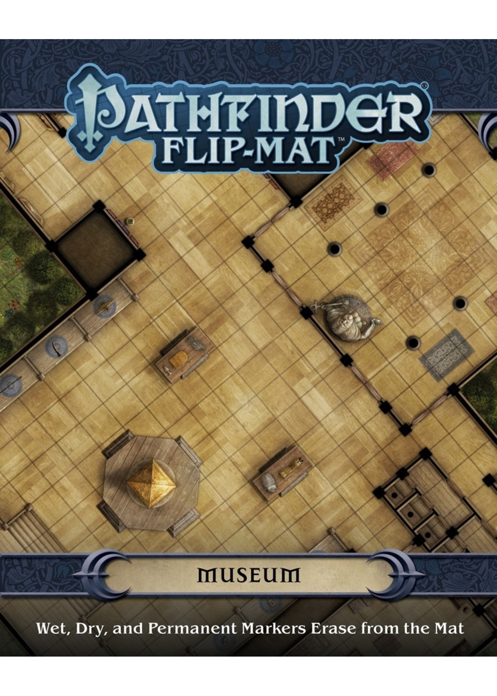 Pathfinder RPG: Flip-Mat - Museum