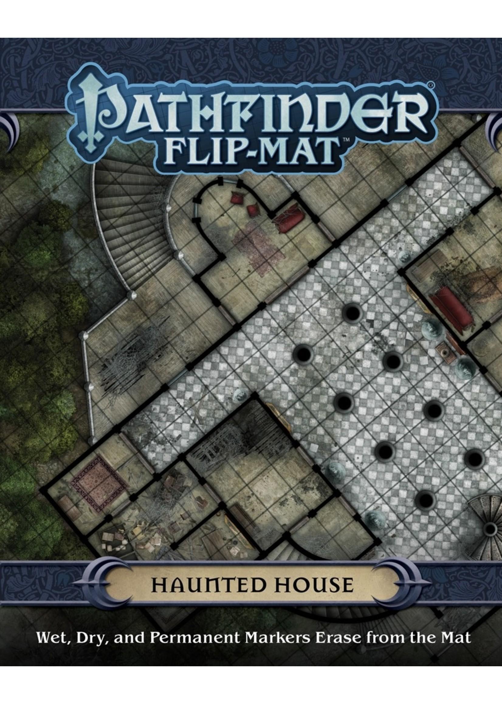 Pathfinder RPG: Flip-Mat - Haunted House