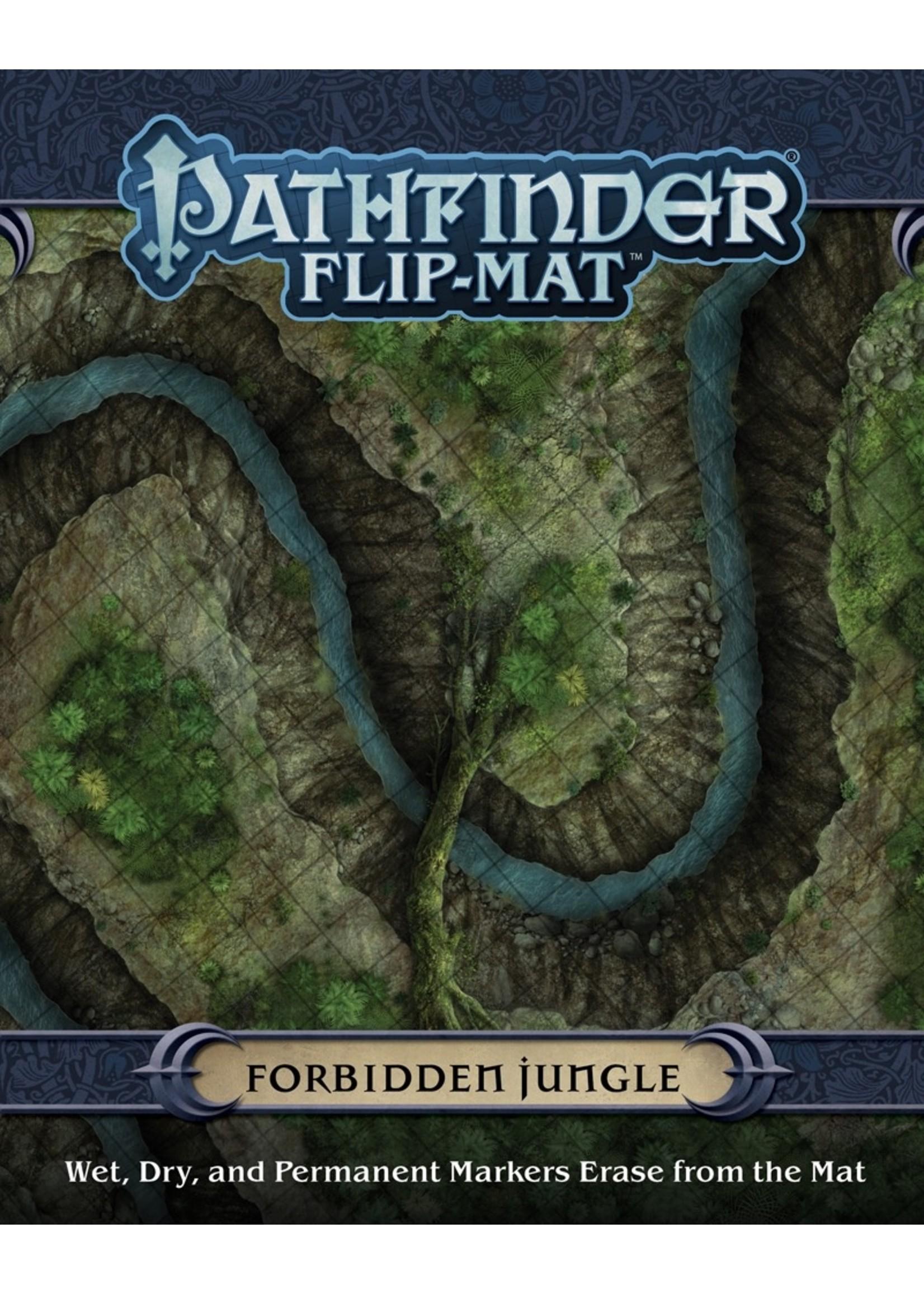 Pathfinder RPG: Flip-Mat - Forbidden Jungle
