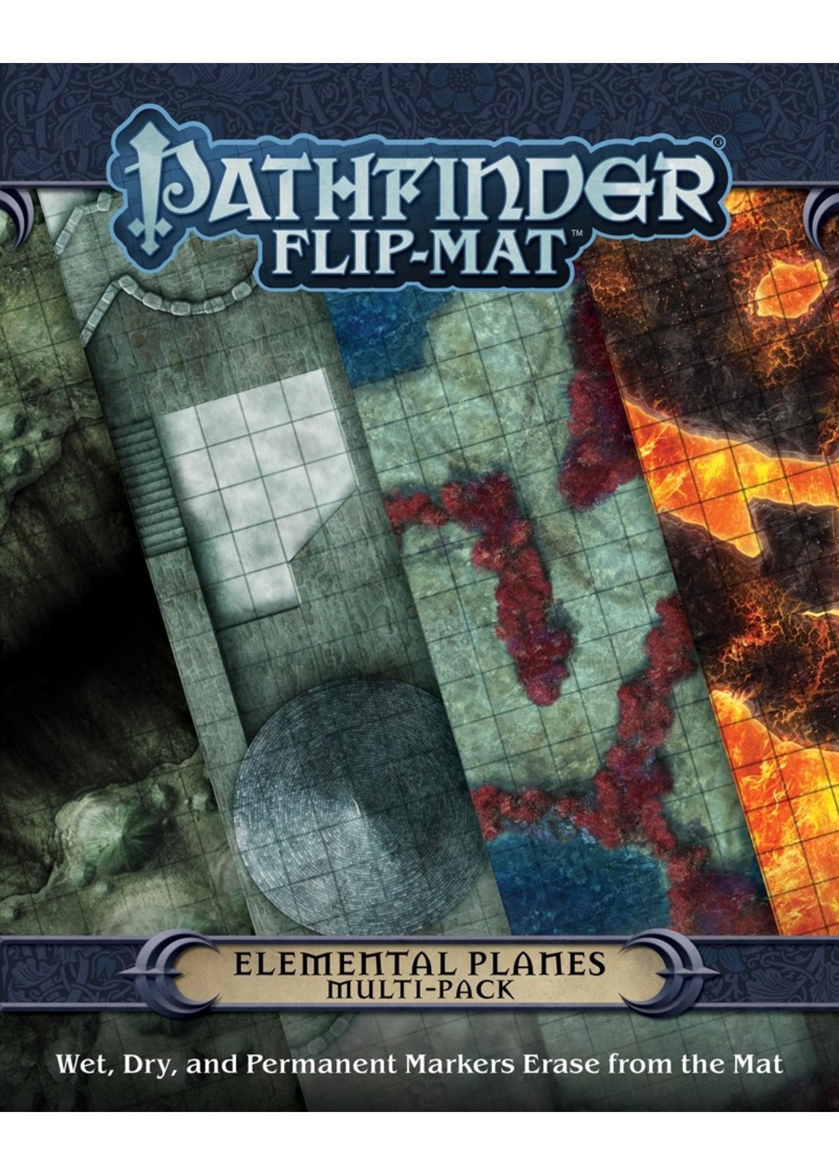 Pathfinder RPG: Flip-Mat - Elemental Planes Multi-Pack