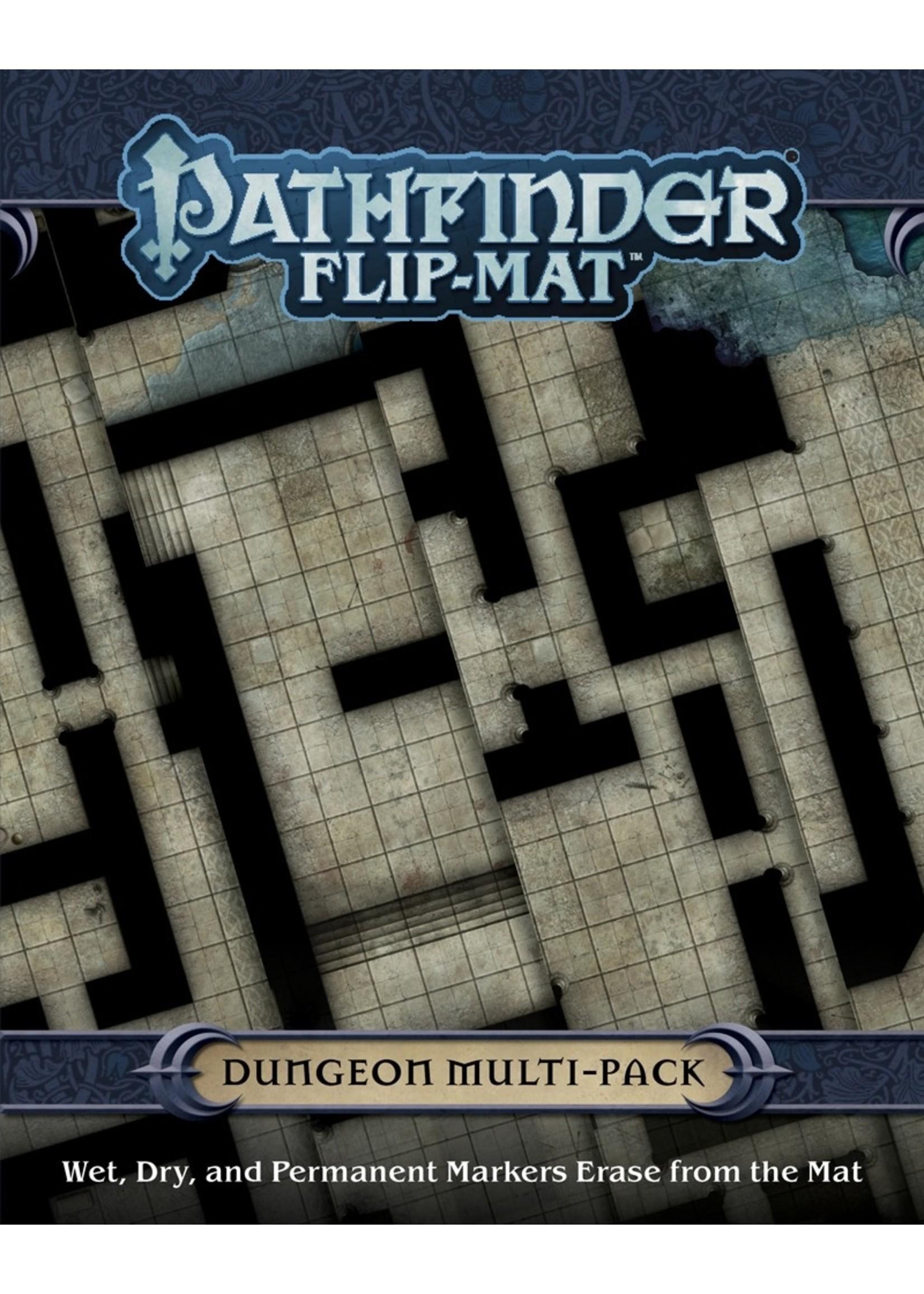 Pathfinder RPG: Flip-Mat - Dungeon Multi-Pack