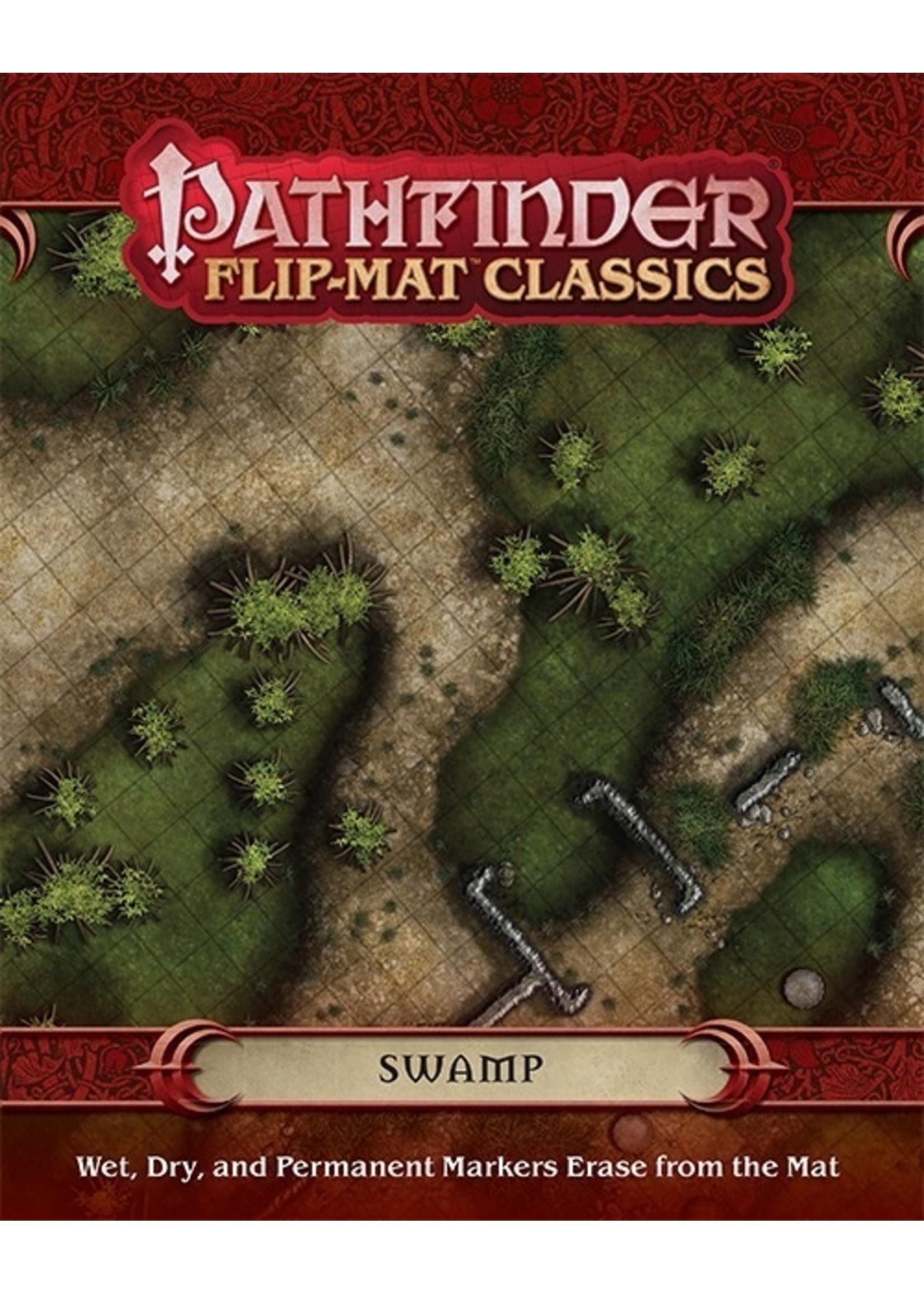 Pathfinder RPG: Flip-Mat - Classics - Swamp