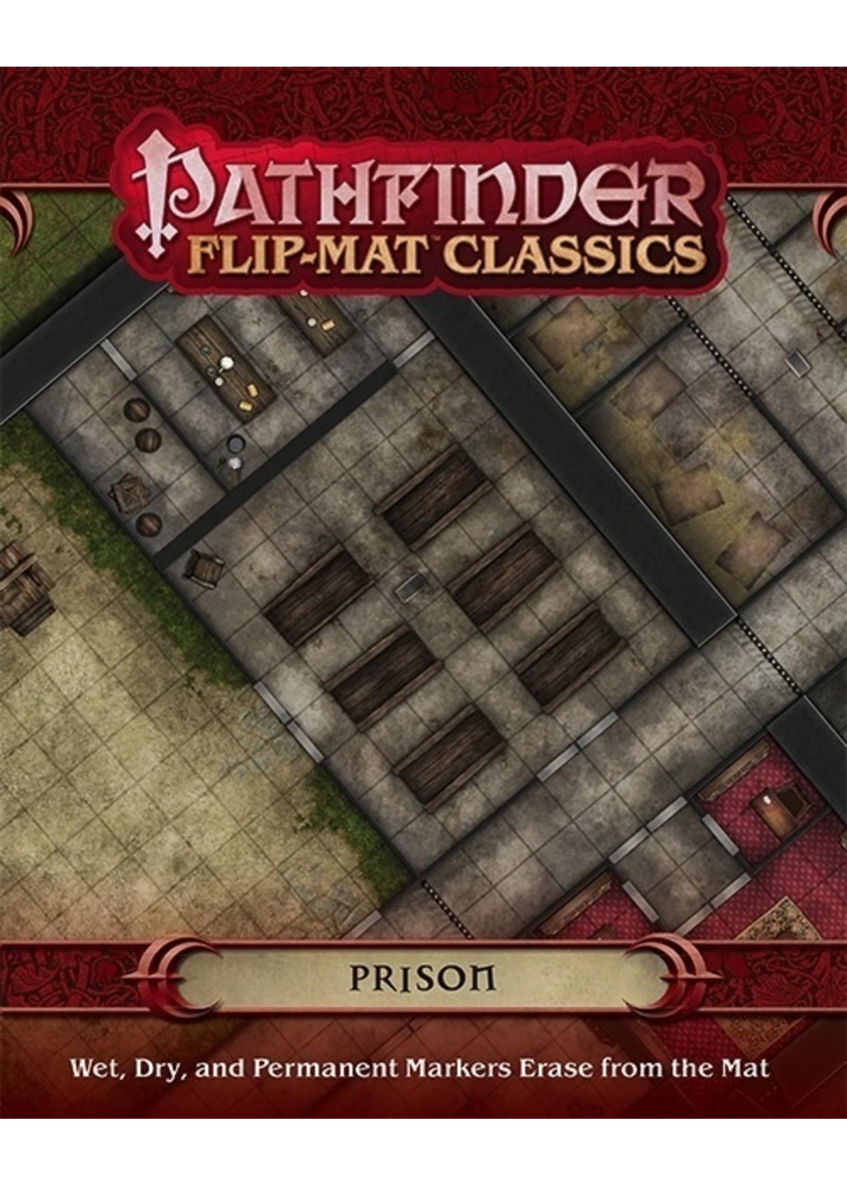 Pathfinder RPG: Flip-Mat - Classics - Prison