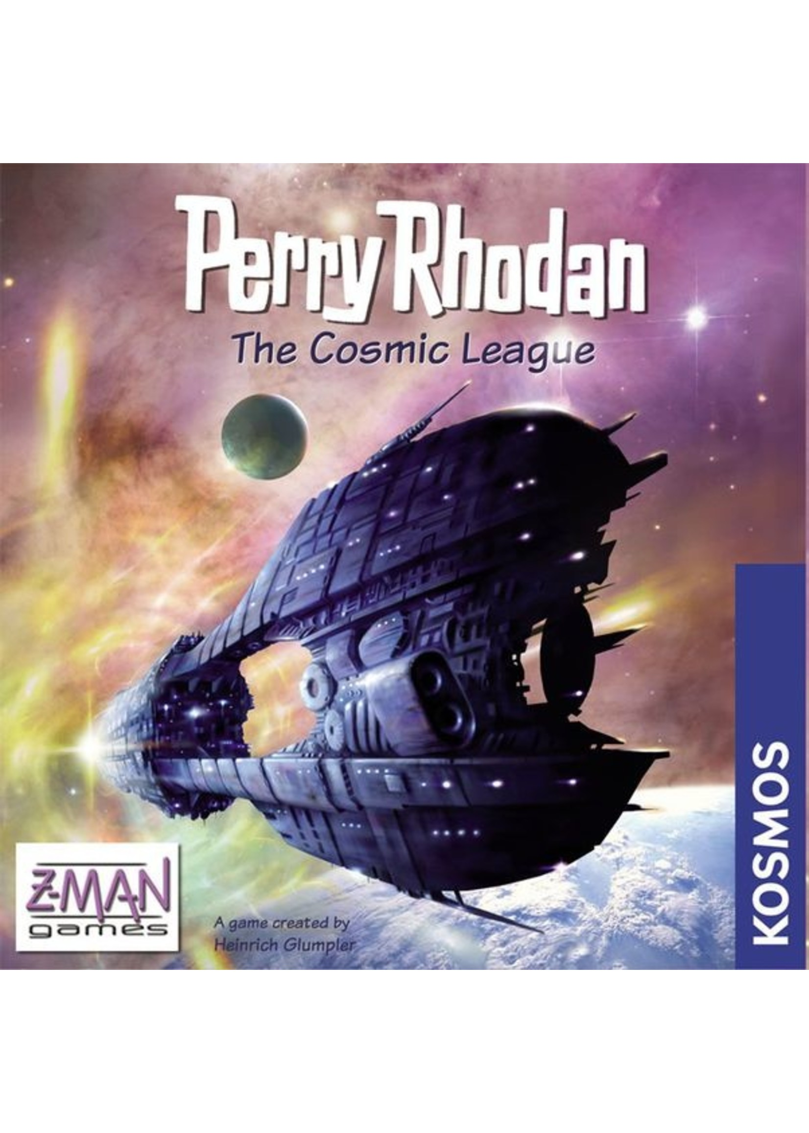 Perry Rhodan Cosmic League