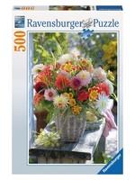 Puzzle: Beautiful Flowers 500pcs