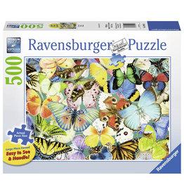 Puzzle: Butterflies