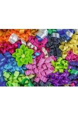Puzzle: Colorful Ribbons 500pcs