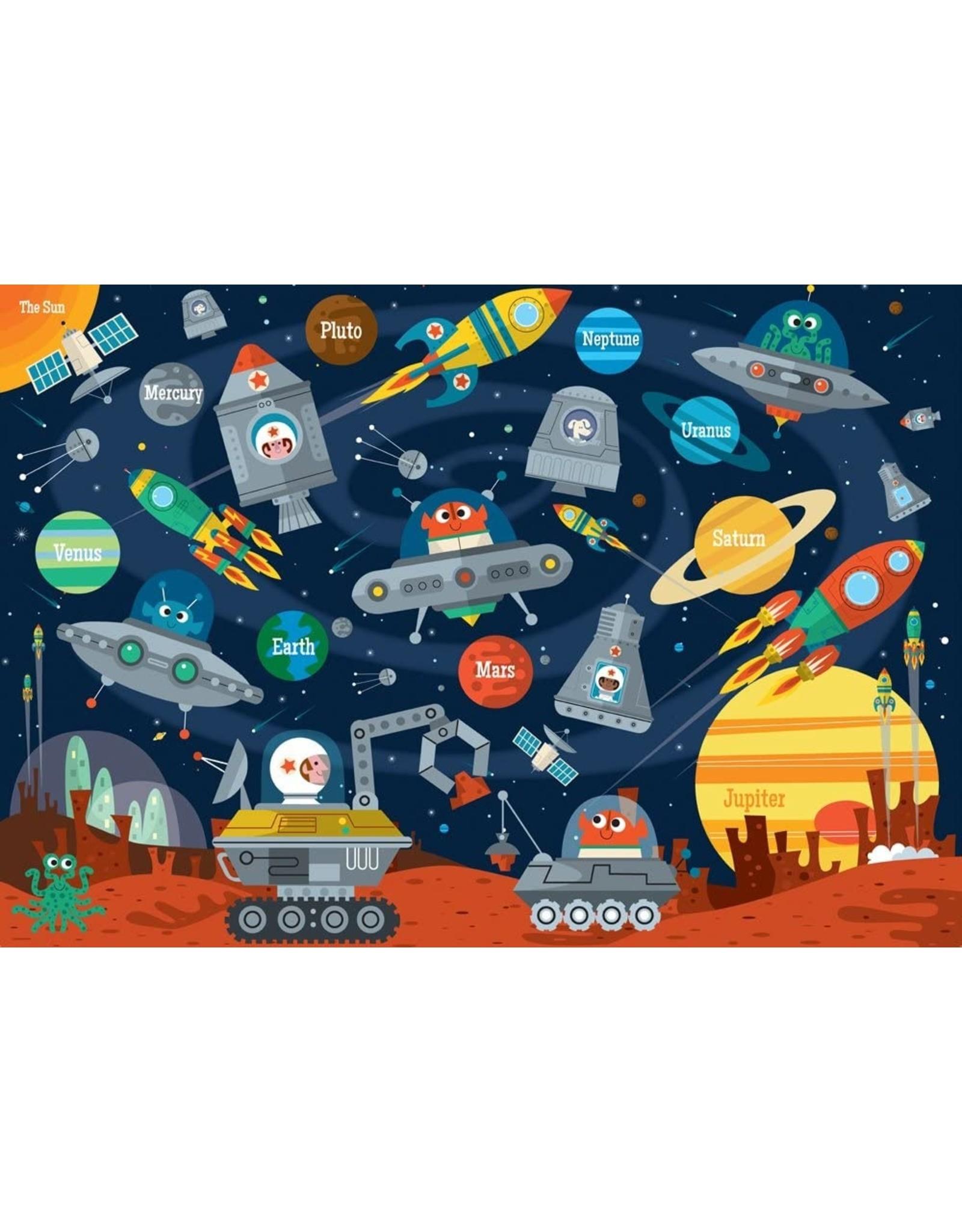 Puzzle: Space Aliens