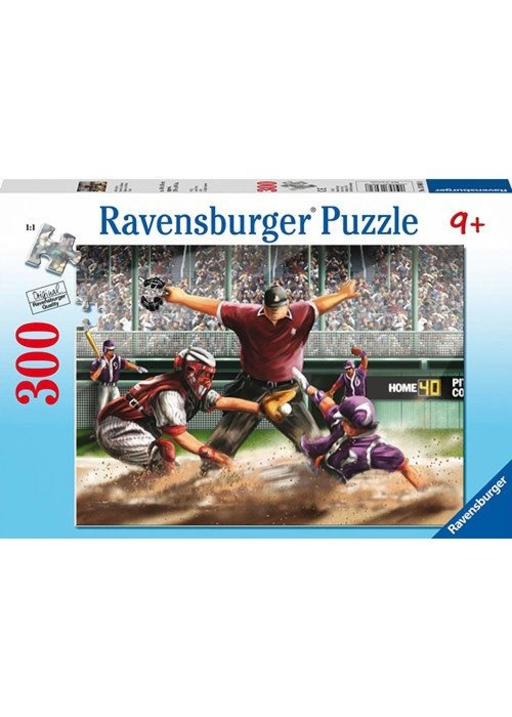 Puzzle: Safe at Home 300 pc