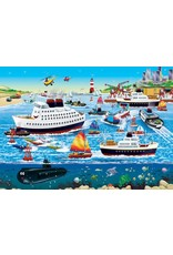 Puzzle: Happy Harbor 35 pc Puzzles