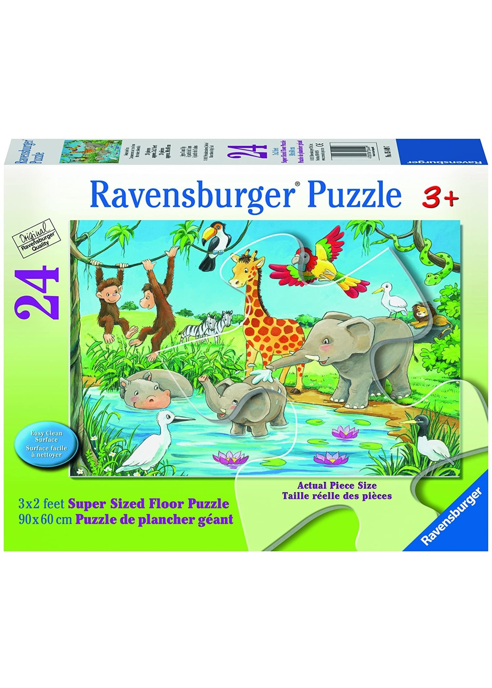 Puzzle: Waterhole Fun