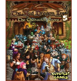 Red Dragon Inn 5: The Character Trove Expansion