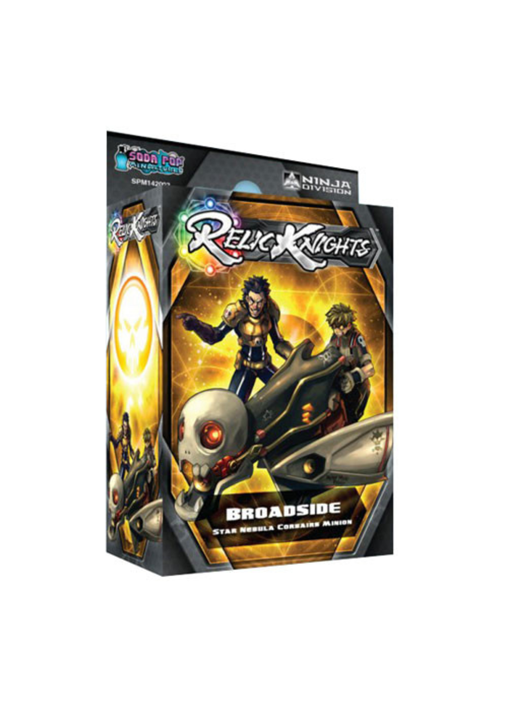 Relic Knights: Dark Space Calamity - Broadside