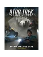 Star Trek Adventures RPG: Core Rulebook
