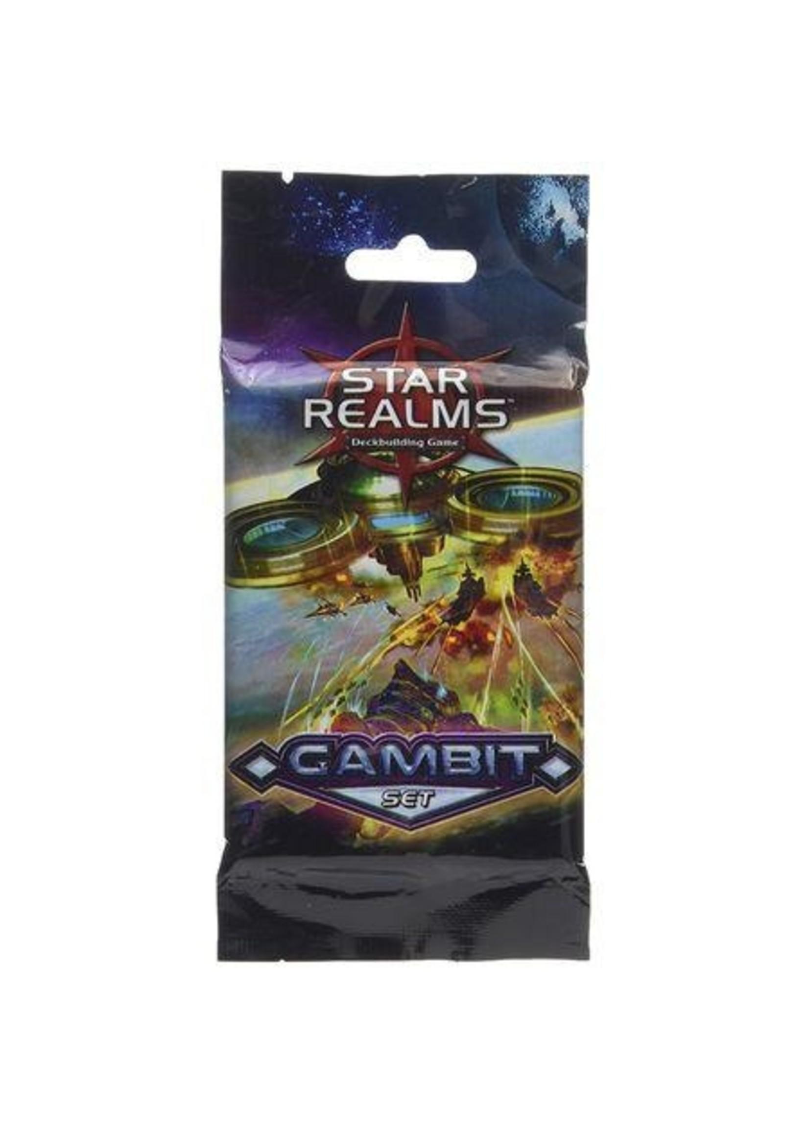 Star Realms Deck Building Game: Gambit Set