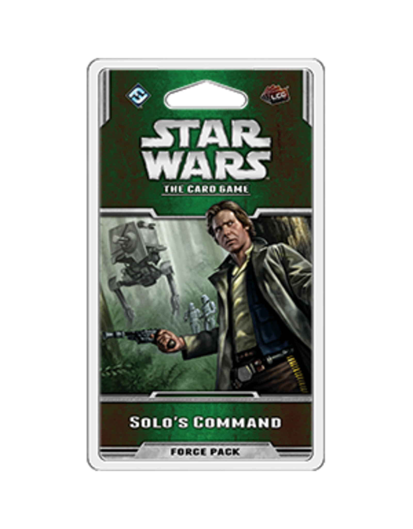 Star Wars LCG: Solo's Command Force Pack