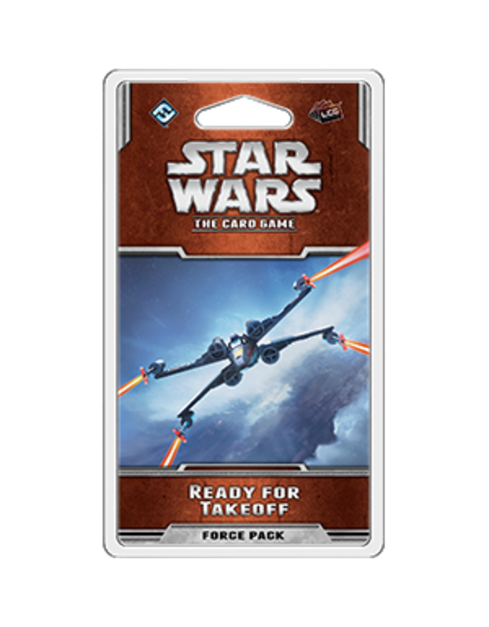 Star Wars LCG: Ready for Takeoff Force Pack