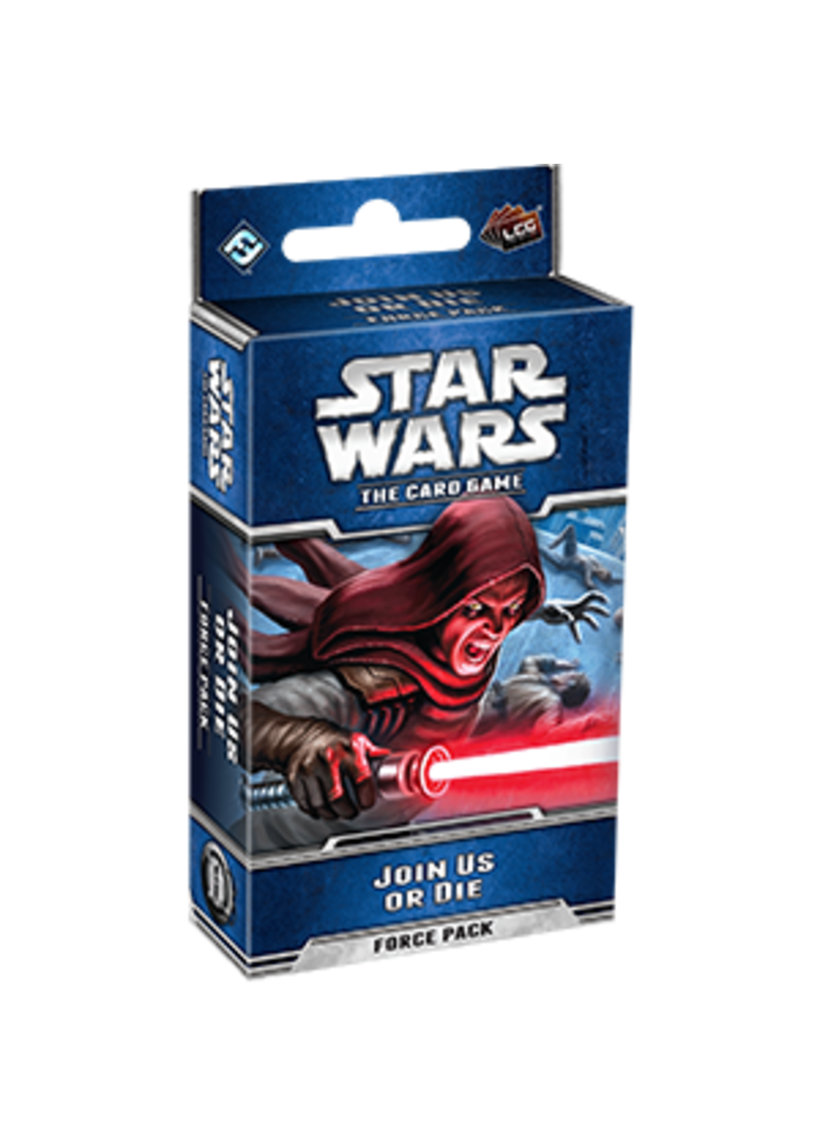 Star Wars LCG: Join Us or Die Force Pack