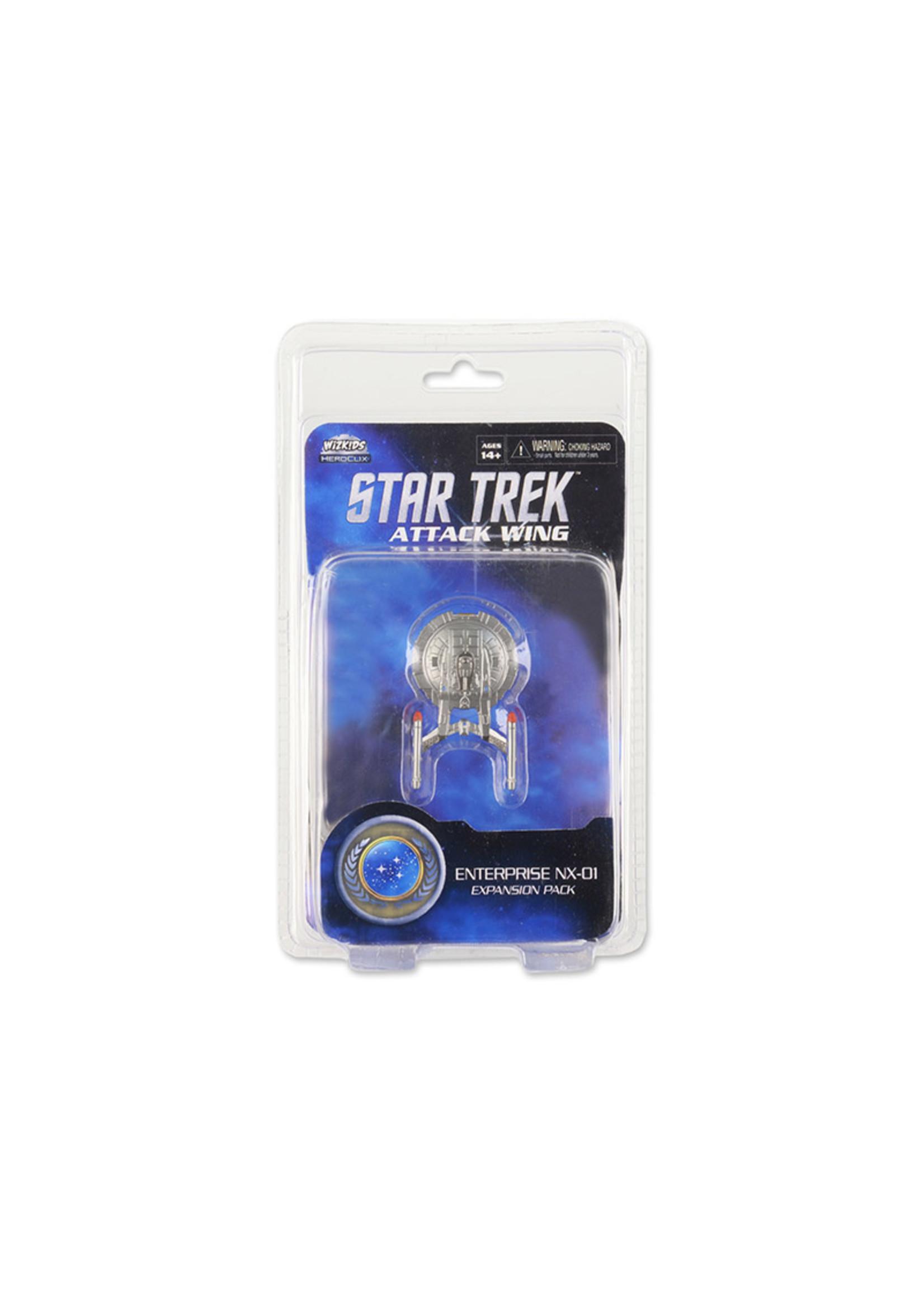 Star Trek Attack Wing: Wave 07 Federation Enterprise NX-01 Expansion Pack