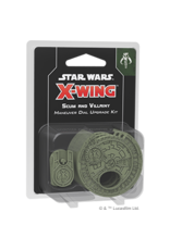 Star Wars X-Wing: 2nd Edition - Scum and Villainy Maneuver Dial Upgrade Kit