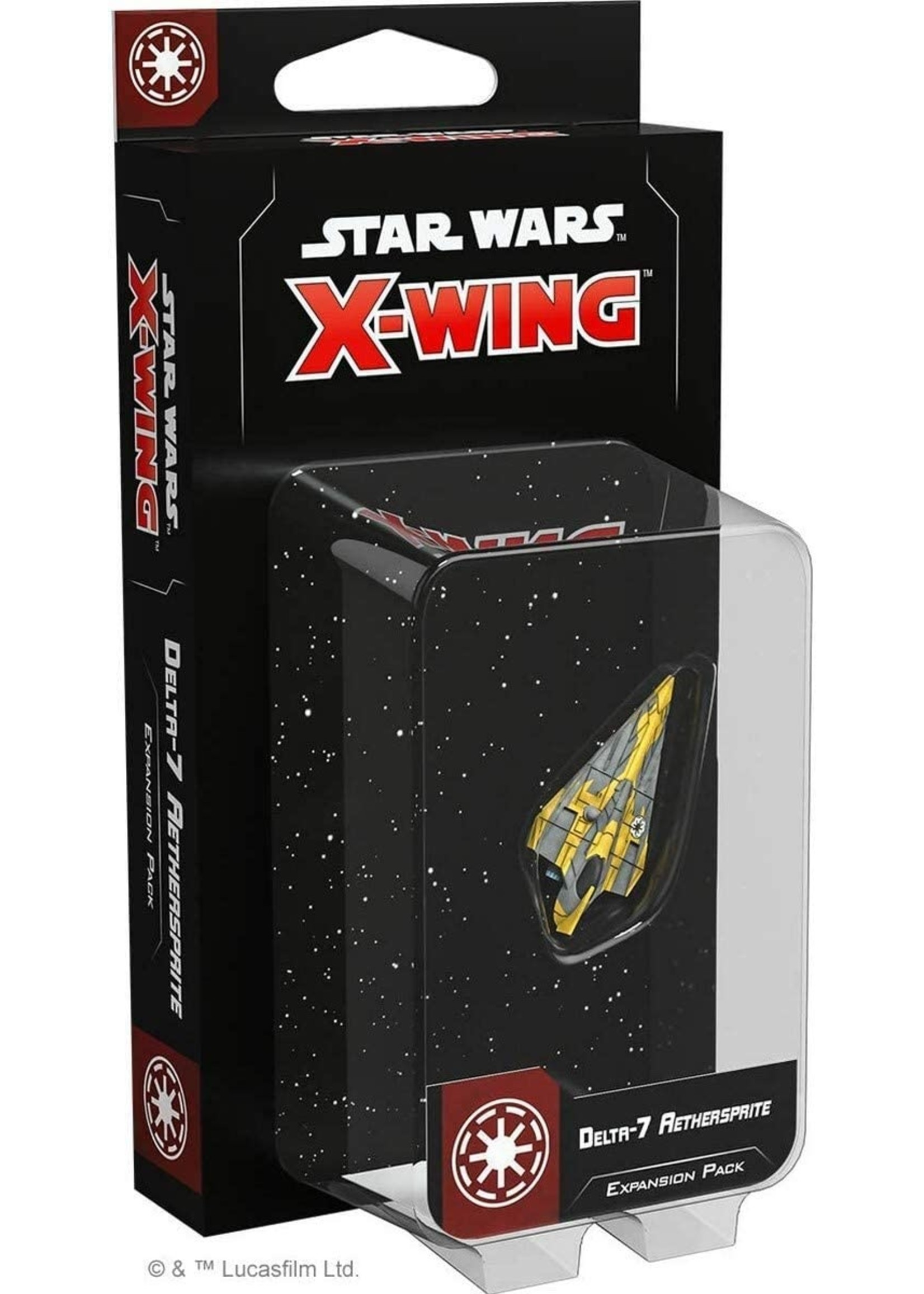 Star Wars X-Wing: 2nd Edition - Delta-7 Aethersprite Expansion Pack