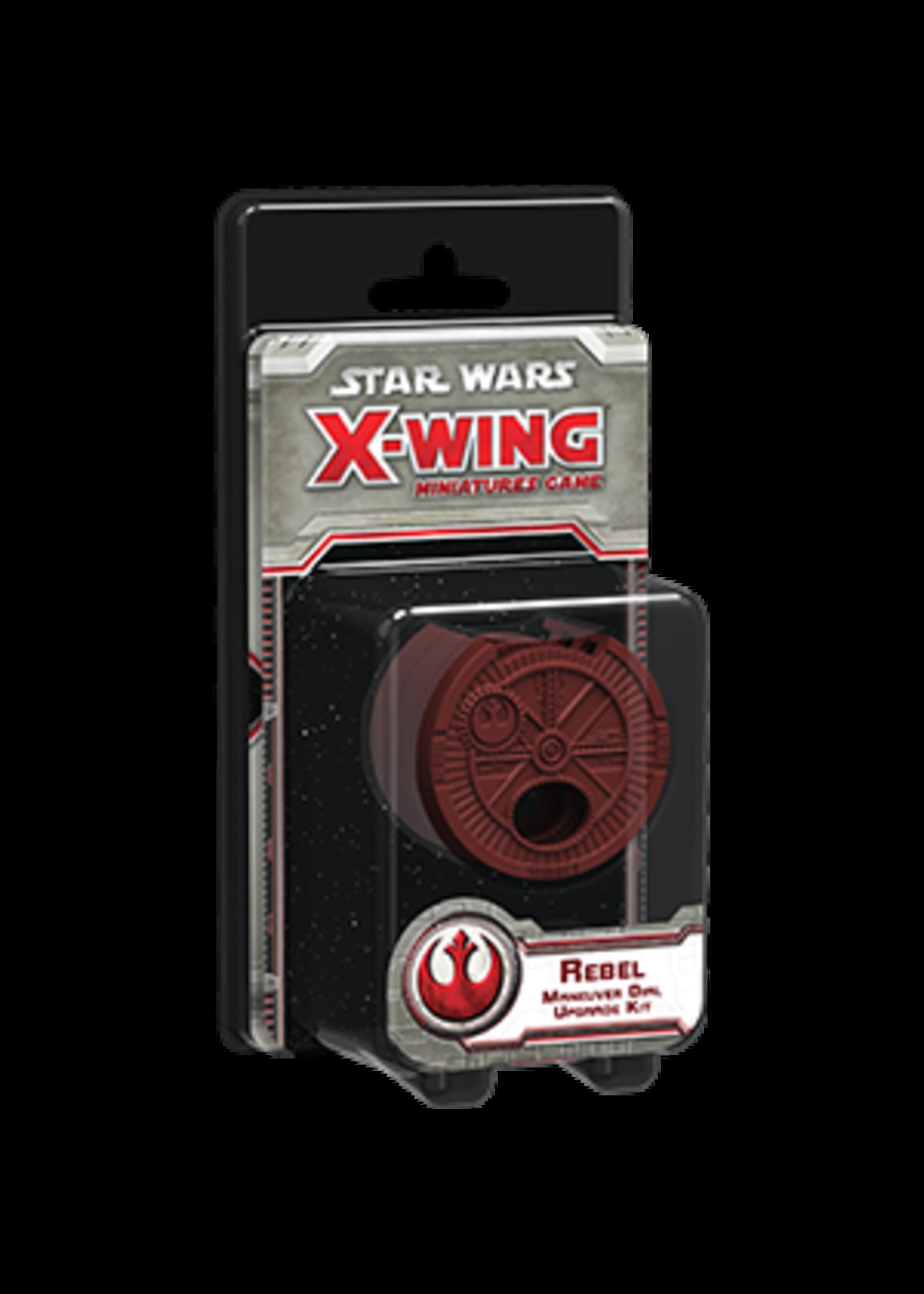 Star Wars X-Wing Miniatures Game: Rebel Maneuver Dial Upgrade Kit