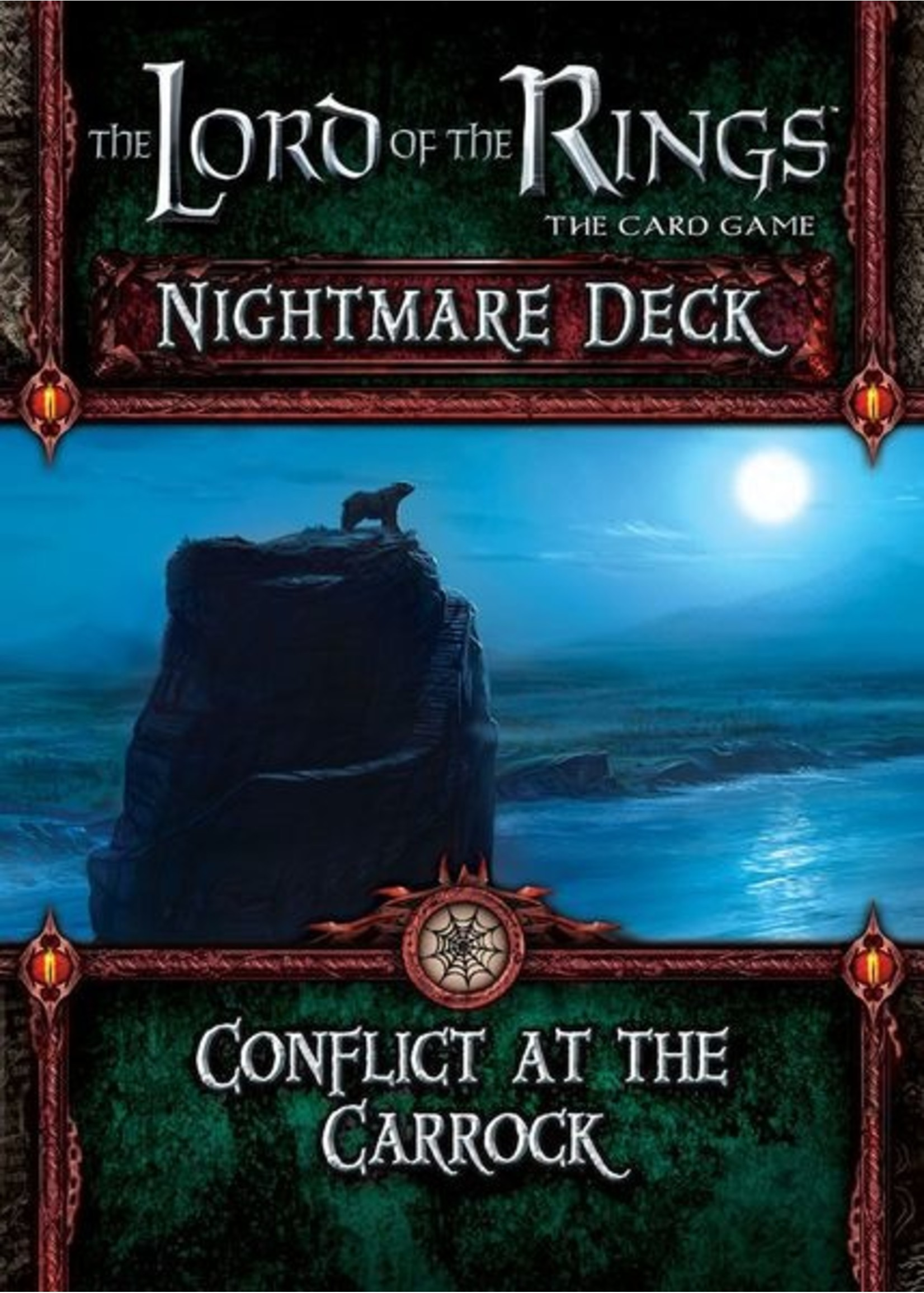 The Lord of the Rings LCG: Conflict at the Carrock Nightmare Deck