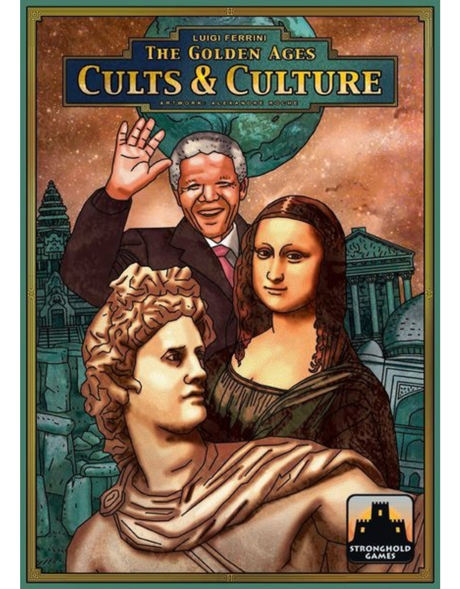 THE GOLDEN AGES CULTS & CULTURES