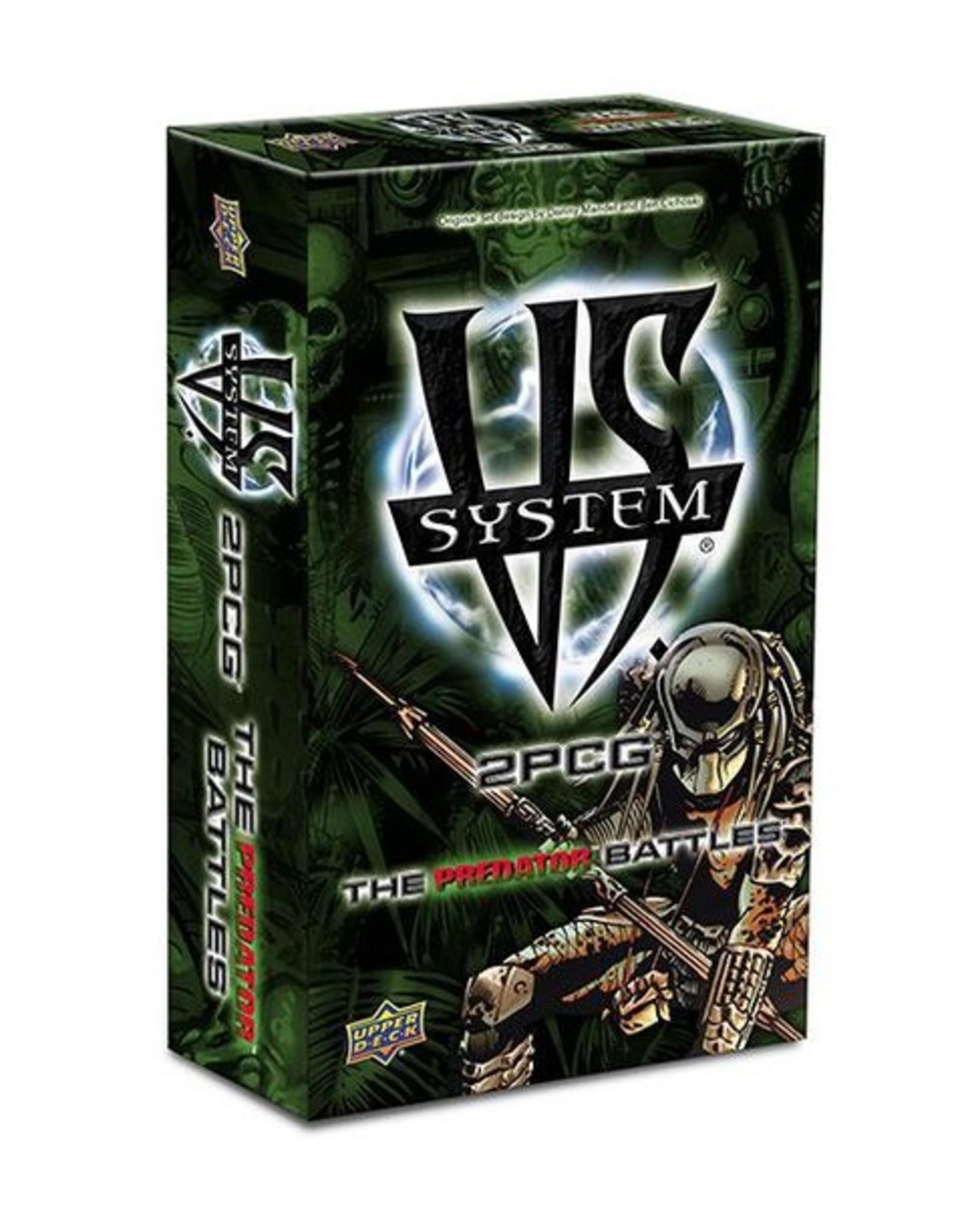VS System 2PCG: The PREDATOR Battles