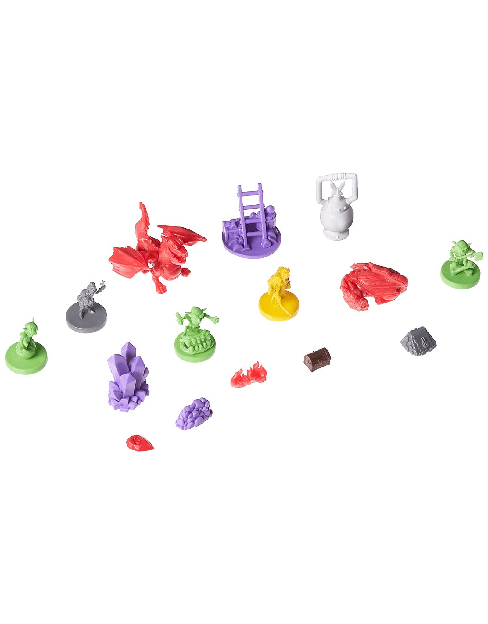 Vast: The Crystal Caverns Miniatures Expansion