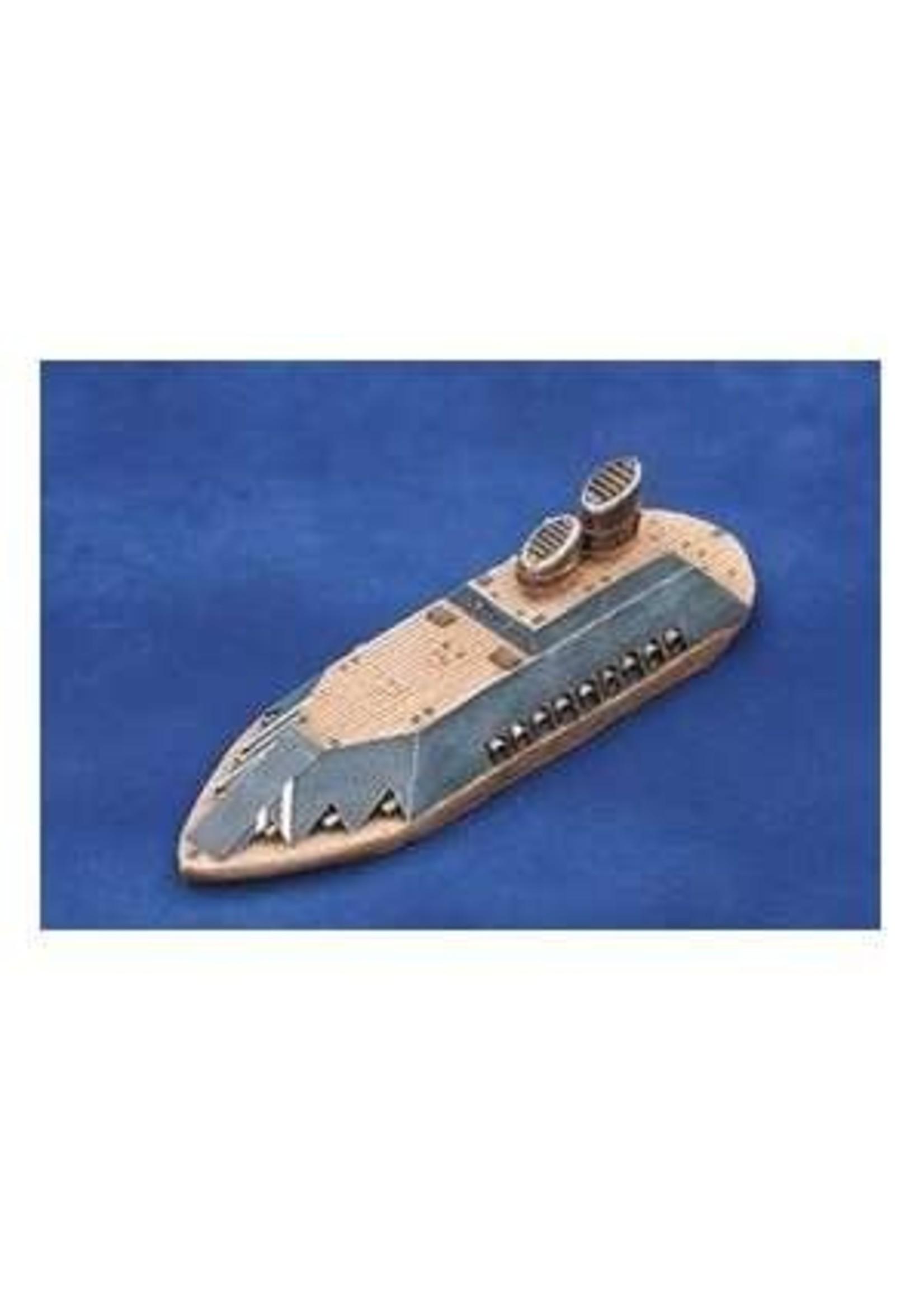 Uncharted Seas: Iron Dwarves Battleship (1)