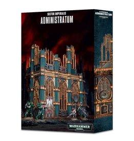 Warhammer 40K: Sector Imperialis Administratum