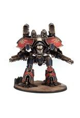 Warhammer 40K: Adeptus Titanicus: Warlord Battle Titan