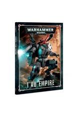 Warhammer 40K: Codex - Tau Empire