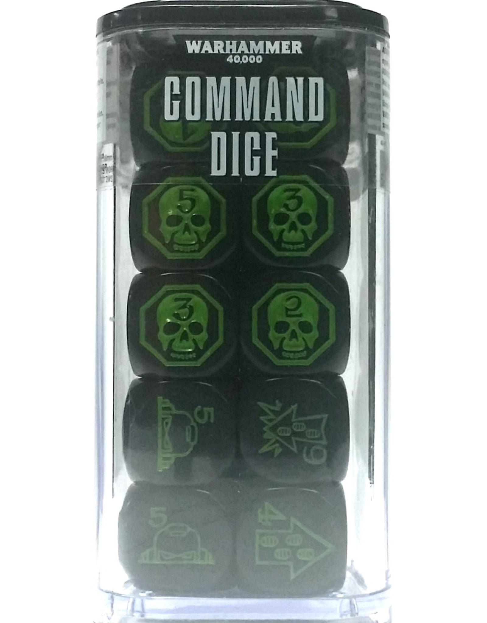 Warhammer 40K: Command Dice