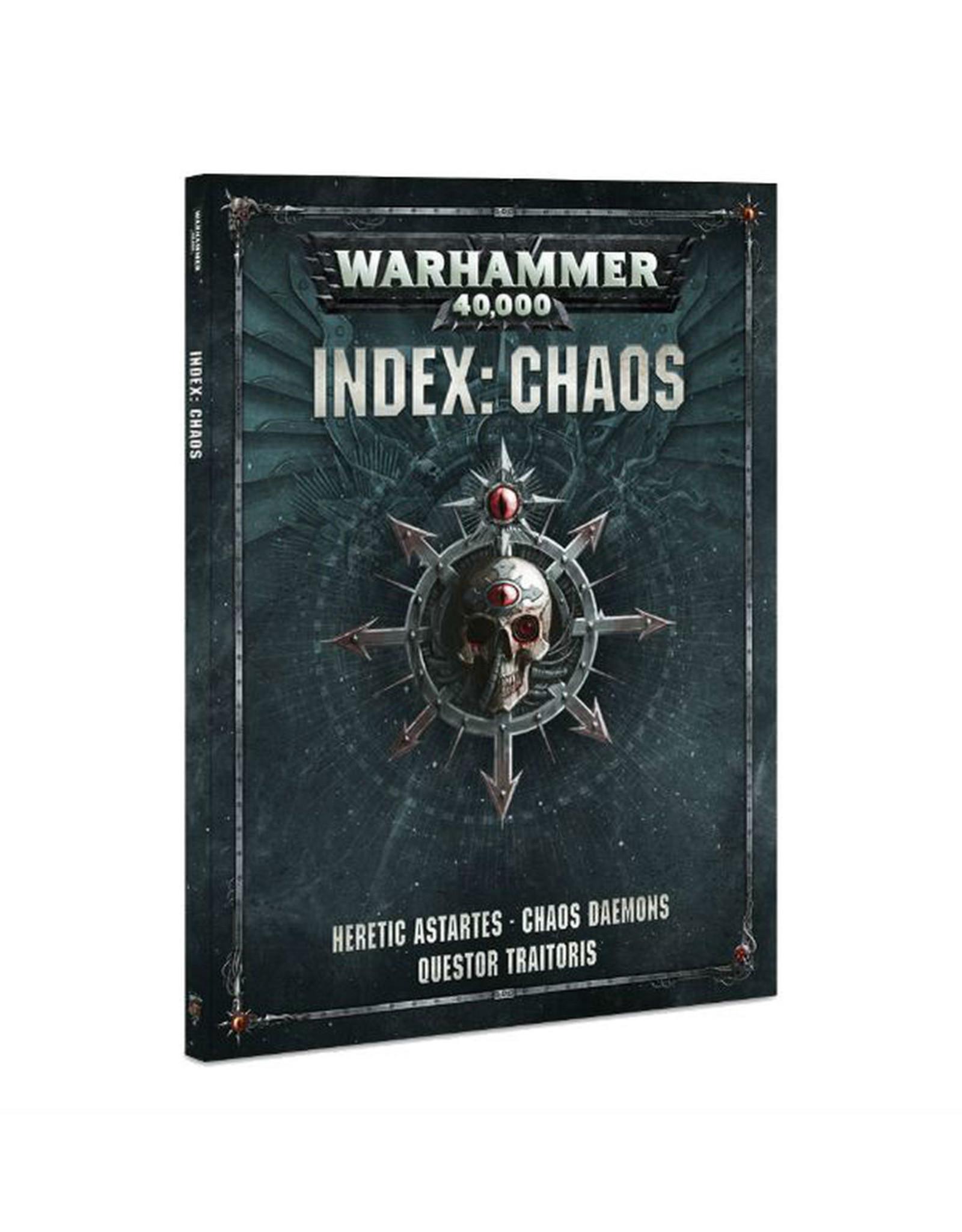 Warhammer 40K: Index - Chaos